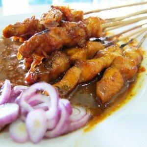 Sate Ayam (kipsate)