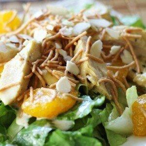 Chinese Kip Salade