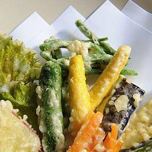 Yasai Tempura (gebakken groenten)