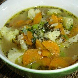 Soep Sayur