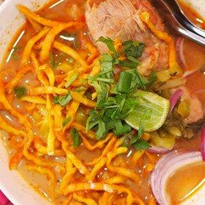Kip Khao Soi (Chiang Mai Noodles)